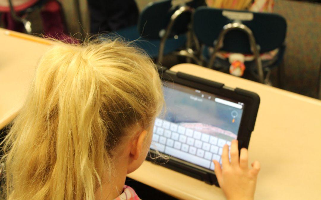 Btw op digitaal leermateriaal gaat naar 9%